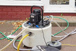 Multiple power flushing jobs. This will remove the sludge in your central heating system and dramatically improve performance.